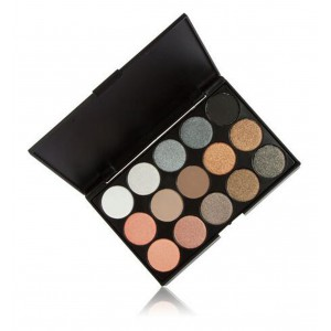 LyDia 15 Colours Matte Eyeshadow Palette #1