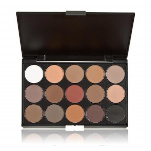 LyDia 15 Colours Matte Eyeshadow Palette #2