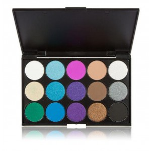 LyDia 15 Colours Matte Eyeshadow Palette #3