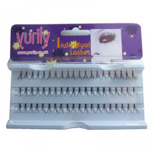 Yurily Individual False Eyelashes 14mm