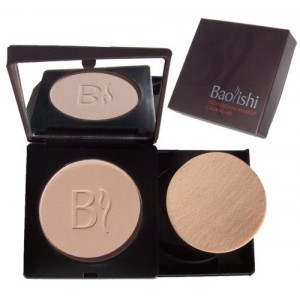 Baolishi Compact Foundation Powder - 03 Light Nude