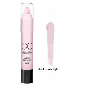 LyDia CC Corrector Concealer Stick -- 03 Corrects Dark spots -Light