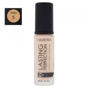 Collection Lasting Perfection Foundation - 5 HONEY