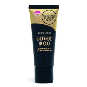 Collection Cover&Go Foundation & Concealer Duo - Light 2