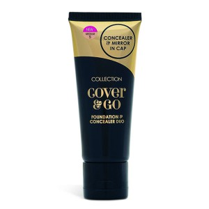 Collection Cover&Go Foundation & Concealer Duo - Medium 5
