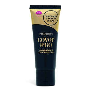 Collection Cover&Go Foundation & Concealer Duo - Natural 4