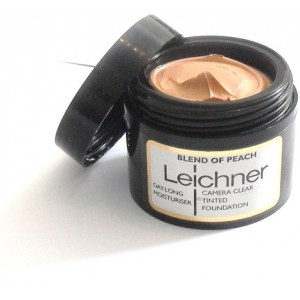 Leichner Camera Clear Tinted Foundation - Peach