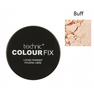 Technic Colour Fix Loose Powder 20g - Buff