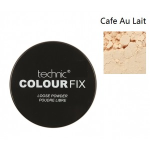 Technic Colour Fix Loose Powder 20g - Cafe Au Lait