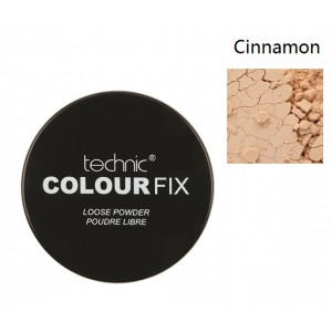 Technic Colour Fix Loose Powder 20g - Cinnamon