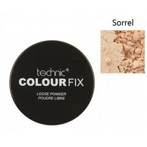 Technic Colour Fix Loose Powder 20g - Sorrel