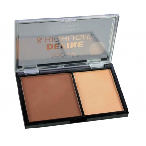 Technic Define & Highlight Contour Kit - MOCHA