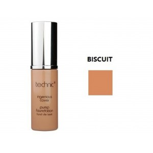 Technic Ingenious Cover Pump Foundation - BISCUIT