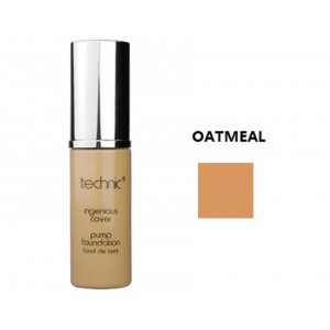 Technic Ingenious Cover Pump Foundation - OATMEAL