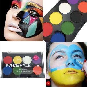 Technic Face & Body Paint Palette