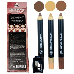W7 Face Shaping Contour Stix