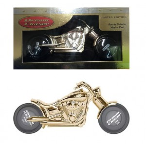 Dream Chaser Gold Limited Edition Men's Motorbike Gift Set 30ml + 50ml EDT