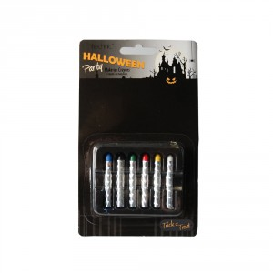 Technic Halloween Party Makeup Crayons