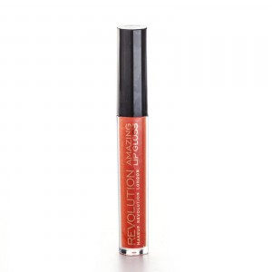 Makeup Revolution Amazing Lip Gloss - Coral
