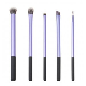 LyDia 5pcs Purple Eye Makeup Brush