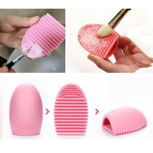 LyDia Pink Makeup Brush Cleaning Tool