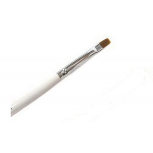 LyDia White Nail Art Uv Gel Acrylic Painting Brush