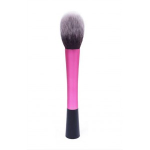 LyDia Red Hot Pink Fluffy Flawless Face Makeup Brush