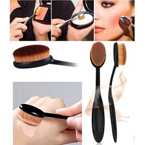 LyDia Oral Toothbrush Shaped Makeup Brush